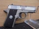 Colt Mustang Pocketlite O6891, 380 ACP - 1 of 8