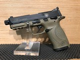 Smith & Wesson M&P Pistol 10242, 22 Long Rifle