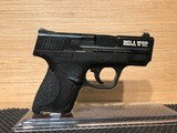 Smith & Wesson M&P SHIELD, Semi-automatic Pistol, Striker Fired, Compact, 9MM - 2 of 5