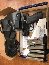 Smith & Wesson M&P SHIELD, Semi-automatic Pistol, Striker Fired, Compact, 9MM - 5 of 5