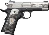 Browning 1911-380 Black Label High Grade Pistol 051958492, 380 ACP