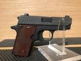 Sig Sauer 238-380-RG P238 Pistol .380 ACP - 2 of 5