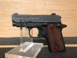 Sig Sauer 238-380-RG P238 Pistol .380 ACP - 1 of 5