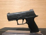 Sig P320 X-Five Compact Pistol 320XC9BXR3, 9mm Luger - 1 of 5