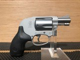 S&W 638 Airweight Revolver 163070, 38 Special - 2 of 5