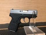Kahr CW380 Semi Auto Pistol .380 ACP - 2 of 6