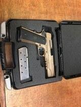 Sig 1911 Emperor Scorpion Pistol 1911R45ESCPN, 45 ACP - 5 of 8