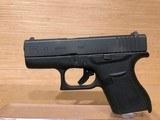 Glock 43 Single Stack Pistol PI4350201, 9mm