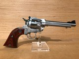 Ruger Single Six KNR5 Revolver 0625, 22 LR / 22 WMR - 2 of 6
