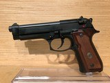 BERETTA MODEL 92 FS SEMI-AUTO PISTOL 9MM - 1 of 5