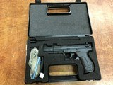 WALTHER DISC-P22 BLK TRGT 22LR - 5 of 5