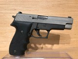 SIG ARMS P226 STAINLESS SEMI-AUTO PISTOL 40S&W - 2 of 5