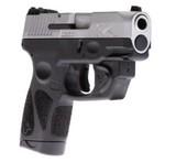 Taurus G2S Double Action Only Semi-Auto Pistol, 9mm