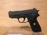 Sig P225 Pistol 225A9BSSCL, 9mm - 1 of 5