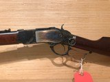 UBERTI MODEL 1873 LEVER ACTION RIFLE 45COLT - 10 of 13