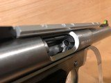 Ruger Mark III KMKIII Model512 Rimfire Pistol 10103, 22 Long Rifle - 3 of 5