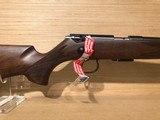 ANSCHUTZ MODEL 1502 DHB BOLT ACTION RIFLE 17 MACH-2 - 3 of 12