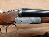 BREUIL-AULAGNIER GUILD SHOTGUN SXS 12 GAUGE - 4 of 22