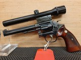 SMITH & WESSON MODEL 17-3 .22 LR - 5 of 12