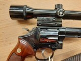 SMITH & WESSON MODEL 17-3 .22 LR - 3 of 12