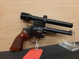 SMITH & WESSON MODEL 17-3 .22 LR - 1 of 12