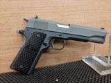"""Colt 1911 45 ACP, 5"""" Barrel Limited Edition Stone Gray Cerakote"""