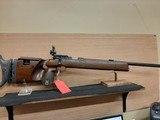 ANSCHUTZ MATCH 54 SINGLE SHOT .22 LR