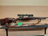 WEATHERBY FN MAUSER .270 WIN