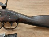 HARPERS FERRY 1839 CONVERTED .69 CAL MUSKET - 12 of 20