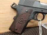 Colt 1911 Defender Pistol O7802XE, 9mm - 2 of 8