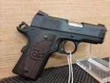 Colt 1911 Defender Pistol O7802XE, 9mm - 1 of 8