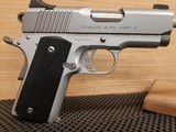 KIMBER SS ULTRA CARRY II3200177 9MM - 2 of 6