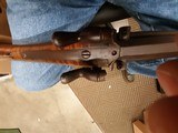 J H PHILLIPS O/U PRECUSSION RIFLE/ SHOTGUN - 12 of 14