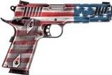 TAURUS 1911 .45ACPCERAKOTE US FLAG (TALO) – Taurus 1191101 US FLAG - 1 of 1