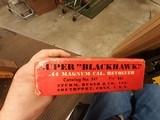 RUGER SUPER BLACKHAWK EARLY MODEL .44 REM MAG - 13 of 14
