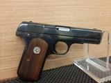 COLT M1908 POCKET HAMMERLESS .380 ACP