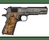 Auto-Ordnance Trump 2020 Special Edition 1911 Engraved .45 ACP