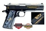 Colt 1911 Custom Samuel Colt Davidson's Exclusive 45 ACP O1911C-SCB