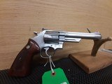 SMITH & WESSON 629 SS .44 MAG