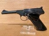 colt woodsman 22lr automatic pistol