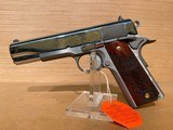 COLT GOVERMENT MODEL 1911 DIAMOND GRADE 45ACP - 1 of 9