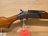 HARRINGTON & RICHARDSON MODEL 158 SINGLE SHOT RIFLE 30-30WIN / 20GA - 3 of 13