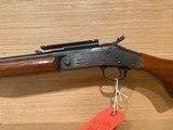 HARRINGTON & RICHARDSON MODEL 158 SINGLE SHOT RIFLE 30-30WIN / 20GA - 8 of 13