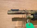MOSSBERG MODEL 500 TAC PUMP ACTION SHOTGUN 12GA - 10 of 11