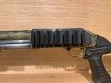 MOSSBERG MODEL 500 TAC PUMP ACTION SHOTGUN 12GA - 8 of 11