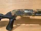 MOSSBERG MODEL 500 TAC PUMP ACTION SHOTGUN 12GA - 3 of 11