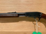 WINCHESTER MODEL 61M PUMP-ACTION RIFLE 22 MAG - 8 of 11