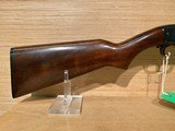 WINCHESTER MODEL 61M PUMP-ACTION RIFLE 22 MAG - 2 of 11