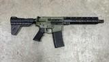 ATI OMNI Hybrid 300 Blackout AR Pistol