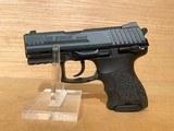 HECKLER & KOCH H&K P30SK V3 Pistol 9mm